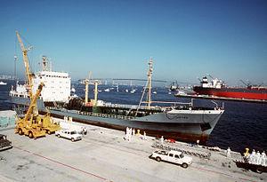 Soviet replenishment tanker Argun, 1990.JPEG