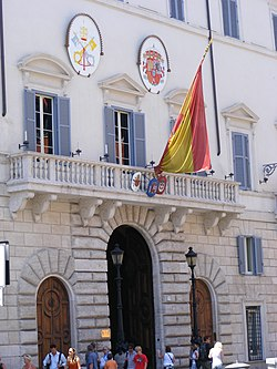 Spanish embassy to the Holy See and the Sovereign Military Order of Malta.jpg