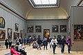 Spanish paintings in the Louvre - Room 26 01.jpg