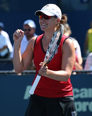 Abigail Spears - Spears at the 2009 U.S. Open