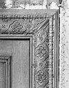 spiegelkamer, detail van deuromlijsting - apeldoorn - 20023395 - rce