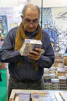 Spiel 16 Essen - The Grizzled - Juan Rodriguez 03.jpg