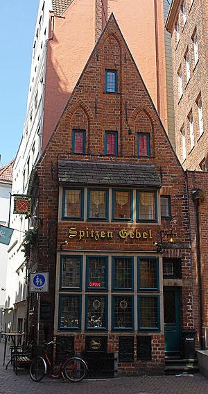 Spitzen Gebel - Spitzen Gebel, Bremen