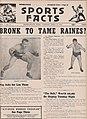 Sports Facts - 25 April 1950 Minneapolis Auditorium Wrestling Program - Nagurski, Raines.jpg