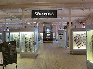 Metro Center, Springfield, Massachusetts - Springfield Armory Museum