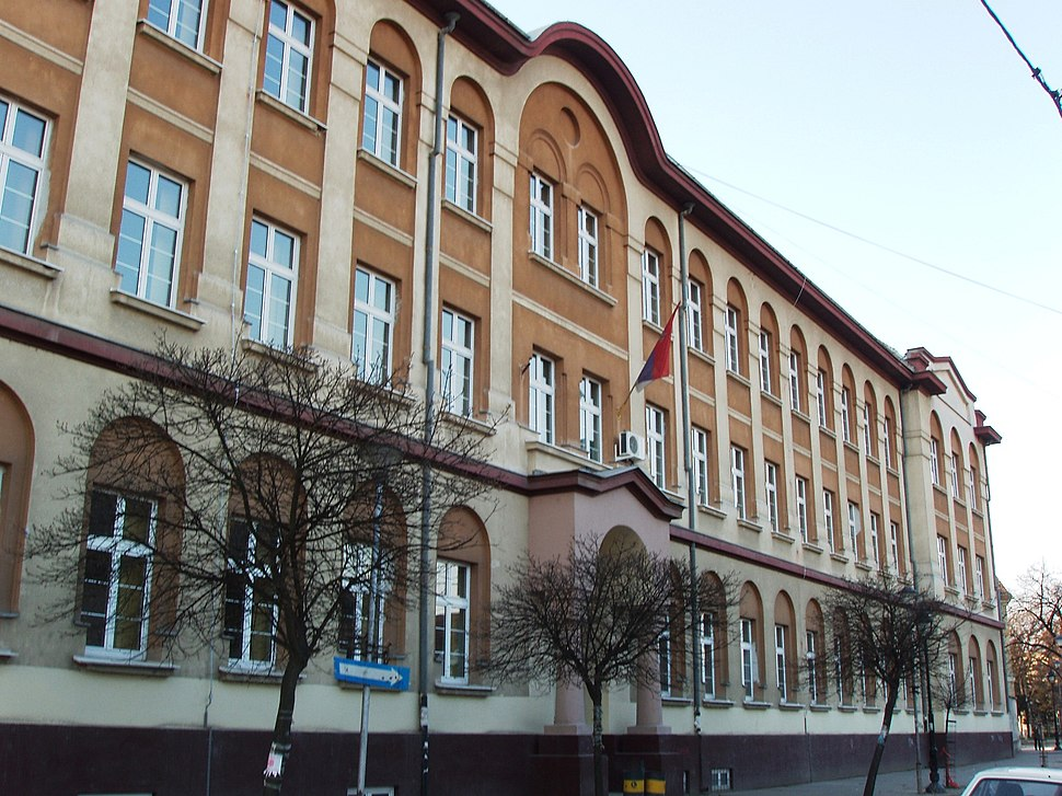 Sremska Mitrovica - Main Grammar School