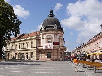 Sremska Mitrovica - Sremska Mitrovica downtown