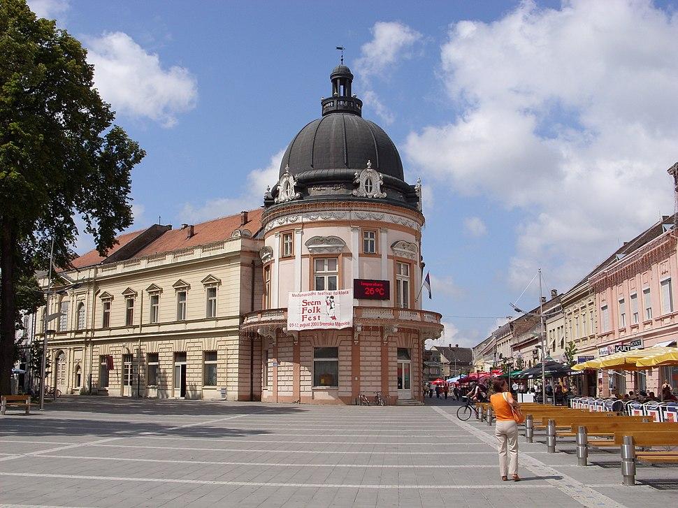 Sremska Mitrovica Center 1