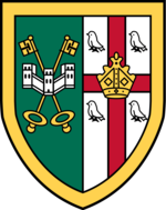 St-monŝrankoj College Oxford Coat Of Arms.png