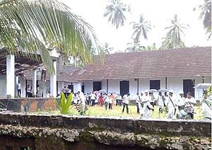 Thozhiyoor - St.George Highschool