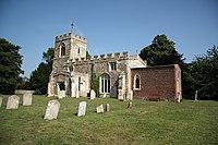 St.Nicholas' church - geograph.org.uk - 1384266.jpg