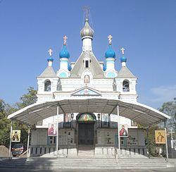 St. Alexander Nevsky Orthodox church in Tashkent 16-20.JPG
