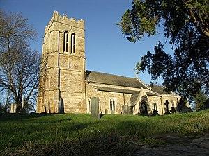 Arthingworth - Image: St. Andrew's at Arthingworth geograph.org.uk 327967