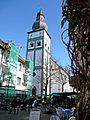 St. Johann Baptist Kirche, Sauerländer Dom in Attendorn - panoramio.jpg