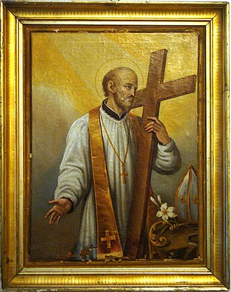 Alexander Sauli - Image: St Alexander Sauli