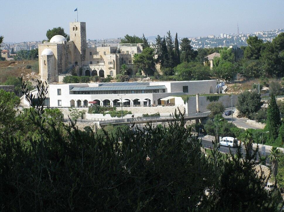 St Andrews Church, Jerusalem