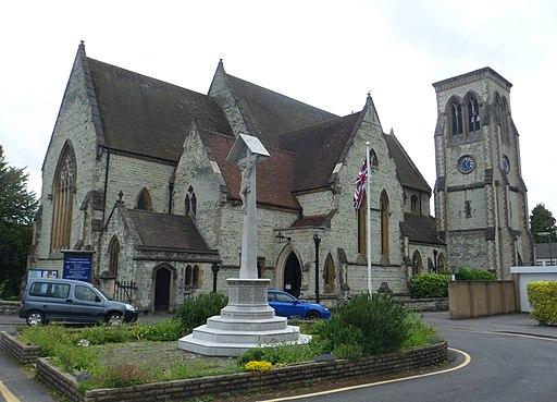 St Mark's Church, Alma Road, Reigate (June 2013)