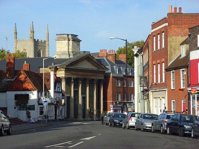 St Mary's Church, Castle Street 1