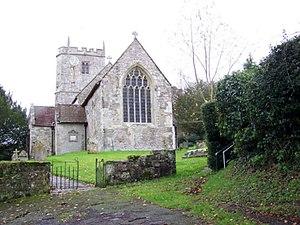 East Knoyle - St Mary's Church