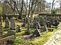 St Maxentius Church, Bradshaw, Graveyard - geograph.org.uk - 1223971.jpg