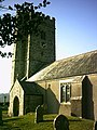 St Peter's Church, Buckland-in-the-Moor, Devon - geograph.org.uk - 346348.jpg