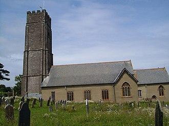 Stoke Fleming - St Peter's Church, Stoke Fleming