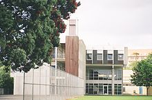 St Peter's College Middle School (Years 7 and 8).JPG