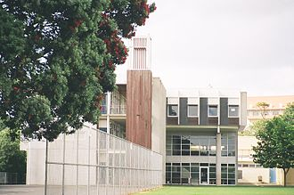 St Peter's College, Auckland - St Peter's College Middle School in 2009 (Years 7 and 8)
