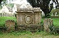 St Peter, Windrush, Gloucestershire - Churchyard - geograph.org.uk - 343211.jpg
