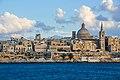 St Sebastian Curtain 1 Valletta.jpg