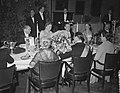 Staatsbezoek Franse president Coty aan Nederland. Regeringsdiner Rijksmuseum Ams, Bestanddeelnr 906-6187.jpg