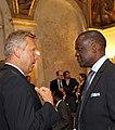 Staatssekretär Reinhold Lopatka trifft afrikanische Botschafter in Wien (8734310955).jpg
