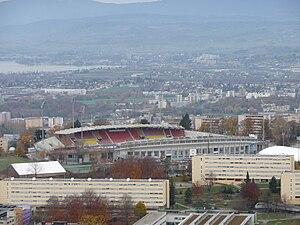 Stade olympique de la Pontaise - Image: Stade Olympique