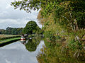 Staffordshire and Worcestershire Canal near Shugborough, Staffordshire - geograph.org.uk - 1557525.jpg