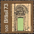 Stamp of Brazil - 1973 - Colnect 196339 - Baroque works of art.jpeg