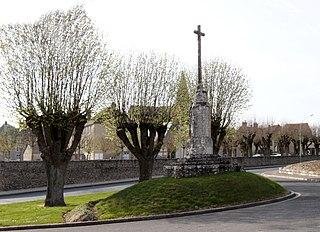 croix Sainte-Apolline de Ferrières-en-Gâtinais