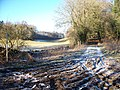 Start of bridleway - geograph.org.uk - 1670463.jpg