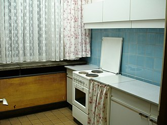 Stasi - Image: Stasi kitchen