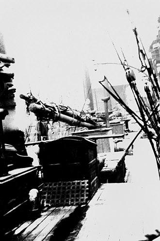 Mary B Mitchell (schooner) - Image: State Lib Qld 1 148367 Mary B. Mitchell (ship)