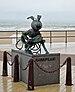 Statue of the Marsupilami in Middelkerke, Belgium (DSCF9899).jpg