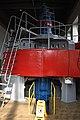 Staustufe Lauffen Kraftwerk Generator 2017 09 24.jpg