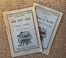 Two titles from Stead's Masterpiece Library for Boys and Girls