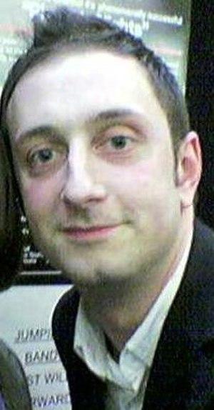 Steve Edge - Edge in 2004