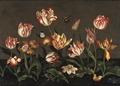 Still Life with Tulips (Johannes Bosschaert) - Nationalmuseum - 23715.tif