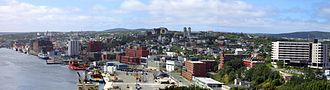 Downtown St. John's - Downtown St. John's