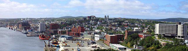 St. John's [Public Domain]