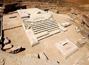 Stobi - Temple of Isis at Stobi