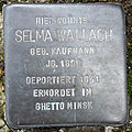 Stolperstein Delmenhorst - Selma Wallach (1890).jpg