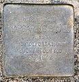 Stolperstein Helmstedter Str 10 (Wilmd) Margarete Brühl.jpg