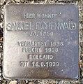 Stolperstein Horstmar Königstraße 8 Samuel Eichenwald.jpg